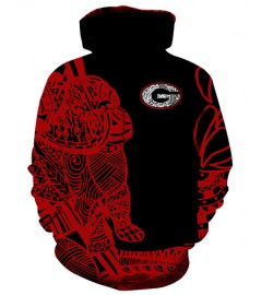 FGF6939 3D Digital Printed American University Georgia Bulldogs Football Team Sport Hoodie Unisex Hoodie With Hat
