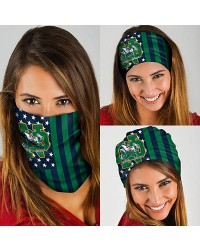 HD-DFAK0344 New Style USA NCAA Notre Dame Fighting Irish College Team Multifunctional Seamless Magic Bandanas Scarfs