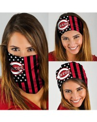 HD-DFAK0346 New Style USA MLB Cincinnati Reds Baseball Team Multifunctional Seamless Magic Bandanas Scarfs