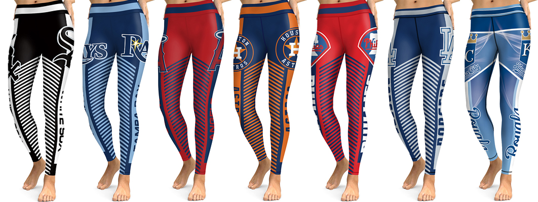 MLB Leggings