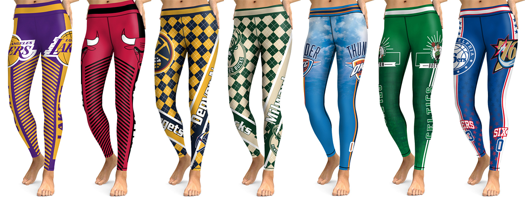 NBA Leggings